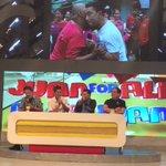 TVJ, AK and JoWa!  Ano naman kaya ang kwento ng masusugod ngayon sa Juan For All, All For Juan?   #ALDUB45thWeeksary https://t.co/XpmynmiPfl