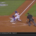 What a shock. @SEC officials blew another one. LSU runner never touched home plate yet was called safe. Incredible. https://t.co/m9dgndP42j