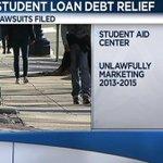 Student Debt Relief Companies Accused of Scam https://t.co/maTGpS9YEJ #DC https://t.co/3kDZVbSSA0