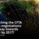 How to ensure that the #CFTA #services negotiations produce effective results? https://t.co/KA4XGDW1jL #trade https://t.co/w1hvBGP5Pw