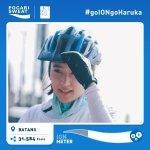 Saat ini @HarukaN_JKT48 di Batang dan IONnya perlahan berkurang! Ayo dukung terus dengan hashtag #goIONgoHaruka! https://t.co/1sqnGpPDMp