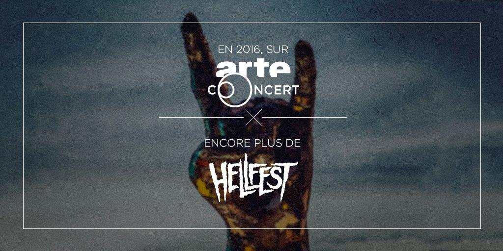 #TEASING On rempile ! Le @hellfestopenair revient sur ARTE Concert pour une trentaine de concerts ! Stay Tuned https://t.co/NgdHwDC5UX