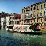 Now playing on #ThePalladianTraveler #Venices #GrandCanal https://t.co/N91qn6U6J3 @TurismoVeneto @OrnaOR @akwyz https://t.co/TIwdHrvC9M