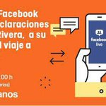 Acuérdate que puedes seguir por #FacebookLive las declaraciones de @Albert_Rivera a su llegada de #Venezuela https://t.co/rQZtgP5UE5