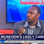 David Pulkol: President Museveni ought to name ministers based on their ability to deliver. #MorningBreeze https://t.co/TpFKrUuIPS