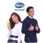 Happy #ALDUB45thWeeksary dabarkads!!☺️ Share with us: anong @magnolia_icph flavor ang weeksary ice cream mo? https://t.co/bBGCWJX4Xy