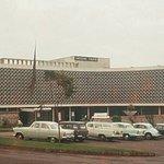 The National Theatre, some 50 years ago. Epic #TBT Celebrating Kampala. #wegowayback #cafejavas (photo: courtesy) https://t.co/o31GH8MEqD