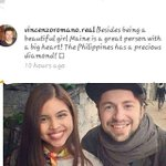 Post from @vincenzoromano.real What he says to Bibi girl??? ???????? #ALDUB45thWeeksary Ctto TA https://t.co/WFpnFmL06a