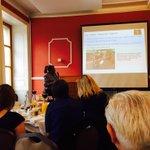 Presentation of women empowerment in #Uganda @WatSanCollabCou breakfast - they do better than in #Geneva ! https://t.co/d1iwDHaQtl