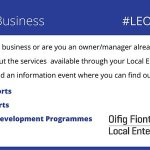 Want to find out what supports are available through @LEOWaterford ? @dungarvanec  @TramoreChamber #BizWaterford https://t.co/cVtHSypSSZ