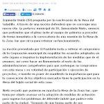Reactivación de la #MesaSaladillo #ElSaladillo #TocaYA #YAeshora Drive (PDF): https://t.co/PdPg9PxRIk https://t.co/JcNjL7qrfj