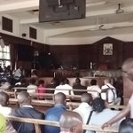 Power outage has delayed the terror case judgement at high court. Photo/@Sudhirntv @DailyMonitor https://t.co/4mpXxGPrb8