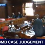 LIVE: 10:48AM Justice Alfonse Owiny-Dollo enters court to deliver judgement #KampalaAttacksVerdict https://t.co/Wlp3Z5hb6h