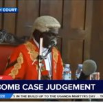 Justice Owiny: The proof must be beyond reasonable doubt. #KampalaAttacksVerdict https://t.co/6VldnzRkBY https://t.co/TXNKzWjbFn