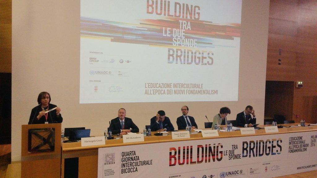 #buildingbridges