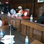 IN COURT: Justice Owiny-Dollo reads the judgement to the suspects of the 2010 terror attacks #TerrorAttacksVerdict https://t.co/l7gofSgIOH