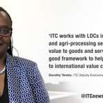 Today, our @tembo_dorothy  talks #trade & development in #LDCs at #IPOAreview! Stay tuned! https://t.co/mtp8jqLeF5