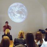 Workshop for Ljubljana #meetingsindustry on how to organise #sustainable events. #EuropeanGreenCapital2016 https://t.co/Q0w8RLtw6V
