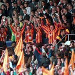 #TBT | Its 20 years to the day since #BCAFC defeated Notts County at Wembley in the Division Two Play-Off Final. https://t.co/0cuV7zQi7A