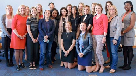 So great to see our very own @cplumb and the #femalefounders meet @sherylsandberg as part of @GotoGrow_London https://t.co/6l55q0qXCf