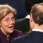 """Elizabeth Warren calls Trump a """"small, insecure money-grubber"""" who will """"never be president"""" https://t.co/ZrU11uiPFV https://t.co/PpO8vfrPS2"""