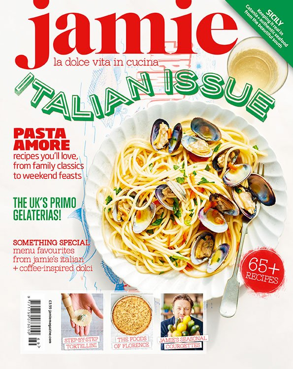 Out today everyone. Our @JamieMagazine Italian issue! go grab a copy xx https://t.co/ZyBbDp0TZN