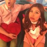 Yang fez nio ay wacky outsyd but molto,molto love & happiness insyd❤ .@aldenrichards02 C)???? #ALDUB45thWeeksary ???? https://t.co/2O3B20a4BV