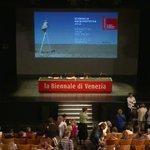 #ReportingFromTheFront Segui il live della presentazione della #BiennaleArchitettura2016 https://t.co/Ll3BVPFjgQ https://t.co/NaQto2SYgh