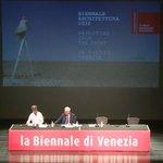 """Paolo Baratta: """"Siamo al 121 anno della Biennale: questanno abbiamo 65 Paesi Partecipanti, di cui 5 nuove nazioni"""" https://t.co/99GUoJdyhY"""