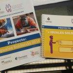 Celebramos que una de nuestras alumnas ha conseguido empleo como soldadora @SocDesarrollo @IFE_Escola @Femete https://t.co/xYdzFQagZB
