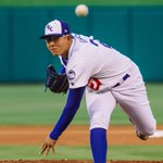 Julio Urias debuts Friday in New York, the youngest Dodgers starting pitcher in 53 years https://t.co/dlt3jJLlil https://t.co/hNx0C0Iy8L