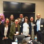 Having a little fun for a good cause @nyphospital on #RedNoseDay ???? https://t.co/dySUL0JVnY