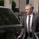 Jose Mourinhos on the move - and hes dressed to impress! Latest here: https://t.co/aud3jeevjj #MUFC https://t.co/QkABQUeNpU