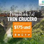 4 días de un viaje ùnico en #tren ¡Regálale las vacaciones a Papá por su Día! #trencrucero #ecuador #turismo https://t.co/kwyUUgp7H6