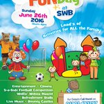 South Wolverhampton and Bilston Academy are holding a Family Fun Day on 26th June! #GetInvolved https://t.co/A6qwUMrT0y