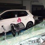 RT @aurelieladet: #manif26mai un concessionnaire Skoda vandalisé par les casseurs à Paris https://t.co/zJTwoRurfT - #Paris -
