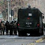 Secundarios responsabilizan a ministro Burgos por consecuencias de marcha no autorizada https://t.co/2ZbiHzsxzL https://t.co/IA2Ogblyag