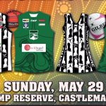 Big Footy heads to Camp Reserve on Sunday, for the Wirama Shield clash between @CastlemaineFNC and @KFFNCOfficial https://t.co/hMaQlwDuJY