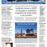 #FelizJueves: Portadas de prensa local y nacional cc @RadioValparaiso https://t.co/avHzyucjjl