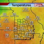 Its May 26, 2016 at 05:32AM and time for a check at temperatures from around the Ozarks. https://t.co/QDdaN2Q3J6