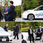 #G7 leaders test drove #autonomous and #fuelcell vehicles #IseShima #Japan https://t.co/0ShdRIGWq5 https://t.co/B2uDktT549