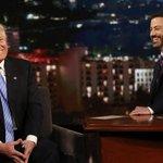 "Donald Trump talks Democratic race on Kimmel: ""I had no idea it was going to be so nasty"" … https://t.co/quBQAzVuZC"