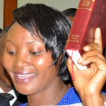 JUST IN: Kasese Woman MP Winnie Kiiza (FDC) to lead Opposition in the #10thParliament https://t.co/EcLc6usBAy