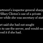 Clinton wasnt cleared to use her private email, the State Department said https://t.co/i1Gq7c8pjf https://t.co/Mlj5xAaHTE