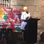 Miriam Issa - inspiring Somali woman speaking on her refugee journey from Somalia to Brighton, Vic . https://t.co/E5qbkInVPb