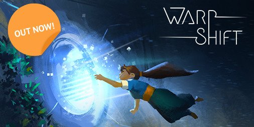Our beautiful new puzzler @WarpShiftGame is out now on the @AppStore! Get it via https://t.co/iC46eOskhb …! https://t.co/GUCa5llF1b