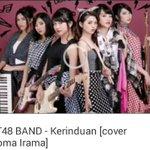 nunggu #JKT48ANightWithJudikaTTV liat #youtube JKT48 BAND - Kerinduan [cover Rhoma Irama] https://t.co/Juk6ien2iQ https://t.co/RgAffFInd5