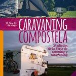 Desde mañana hasta el domingo Santiago acoge la 3ª edición de #CaravaningCompostela https://t.co/ppcn0gCpXi