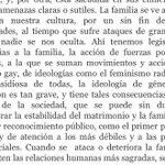 Leo el discurso de Cañizares y no puedo encontrar justificación a sus palabras, por cierto muy lejanas al Evangelio https://t.co/gf2aKFS37w