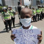 Murió Oliver Sánchez, el niño que pidió por quimioterapias en una protesta https://t.co/umyb74nKq4 https://t.co/am2Gw4mgl3